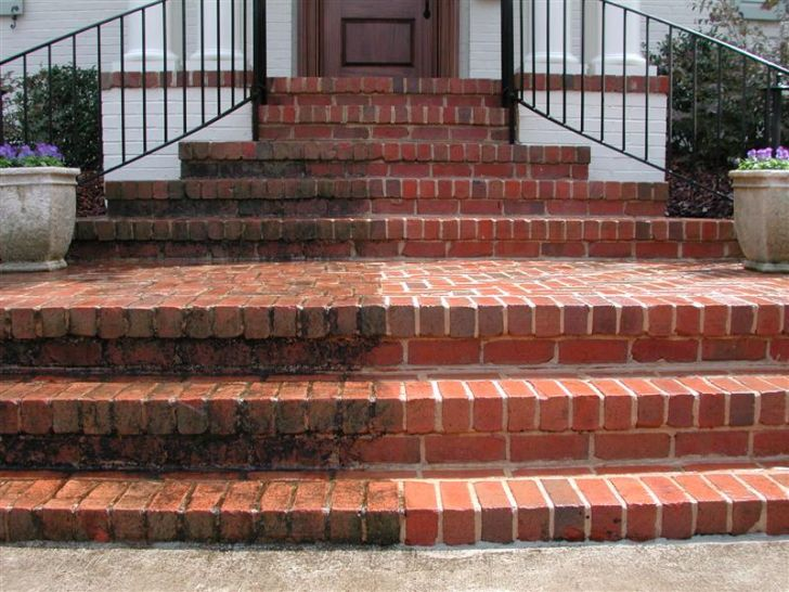 Brick Cleaning | Gainesville, Fl | Wilson Exterior Cleaning